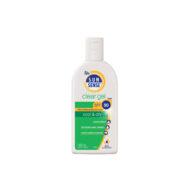 ژل ضد آفتاب سان سنس SPF50 ایگو مناسب پوست چرب و جوش دار
