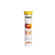 قرص جوشان مولتی ویتامین کودکان آرگوسول با طعم پرتقال ۲۰ عدد