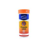 قرص جوشان ویتامین C 1000 میلی گرمی های هلث ۱۰ عدد
