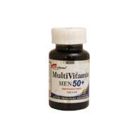 مولتی ویتامین مردان بالای ۵۰ سال STP فارما ۳۰ عدد